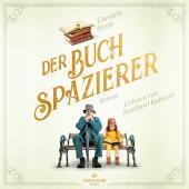 Der Buchspazierer, 1 Audio-CD, 1 MP3